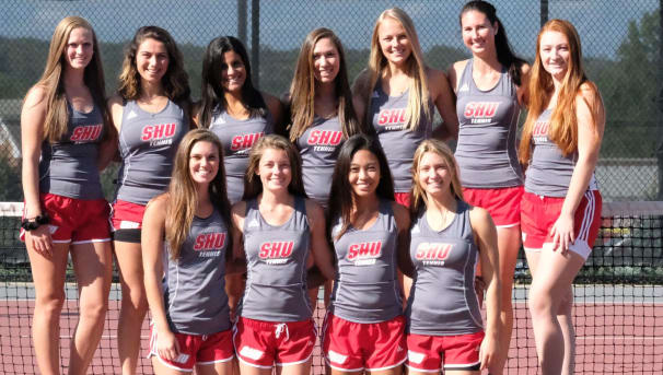 Support SHU Women's Tennis | Friends & Family Image