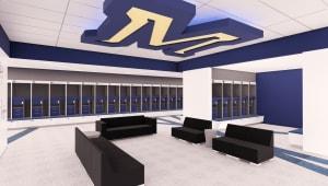 Bobcat Football Locker Room Campaign