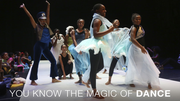 AileyCamp is a transformative summer experience that has changed the lives of over 1,000 students!