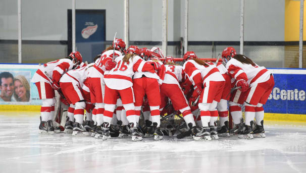 Support SHU Women's Hockey | Friends & Family Image