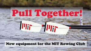 Support MIT Rowing Club!