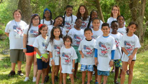 2019 Camp Shining Stars for Children with Kidney Diseases