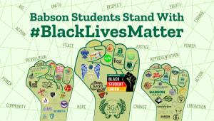 Babson Students for Black Lives Matter