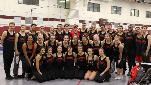 Ohio State University Club Gymnastics Image