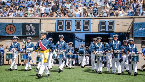 USAFA Drum and Bugle Corps Image