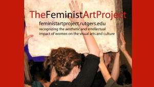 Support The Feminist Art Project!