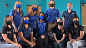 GSU Physical Therapy Service Trip to Moultrie 2021