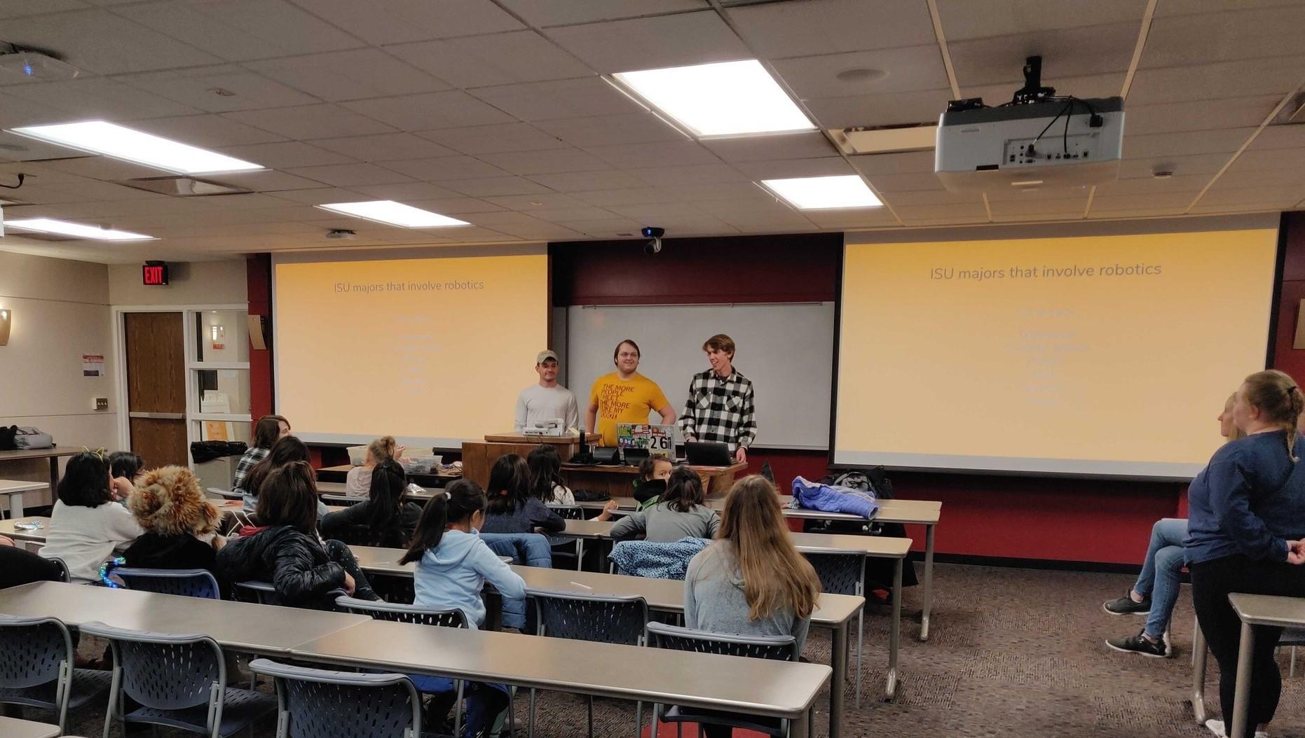 Outreach Presentation
