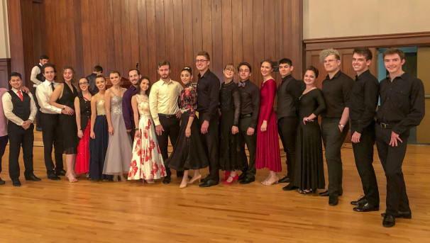 Tech Ballroom Dance Team Competition Fund Image