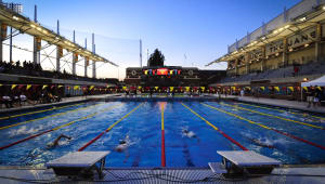 USC Swim Team Hawaii Training Trip 2018
