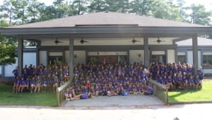 Help youth in Dinwiddie County attend 4-H Camp