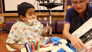 Making a Difference in the Lives of Young Patients -- Ian Chen
