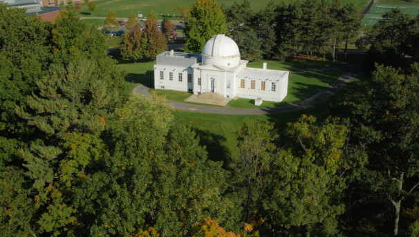 The Fuertes Observatory Centennial Renovation Project Image