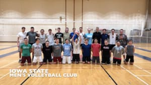 ISU Men's Volleyball Club