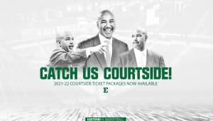 2021-22 Men's Basketball Courtside Seating