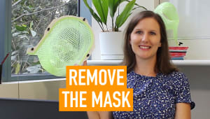 Remove the Mask - Improving the experience of cancer patients