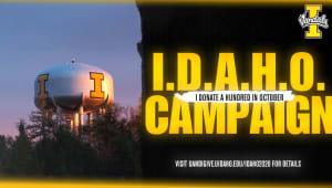 2020 I.D.A.H.O Campaign