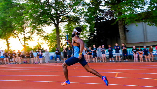 WWU Track and Field - Sprints 2019-20 Image
