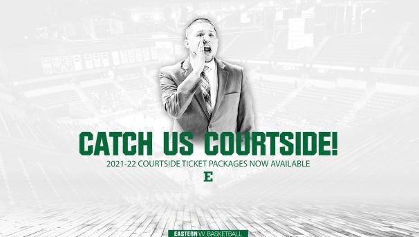 2021-22 Women's Basketball Courtside Seating Image