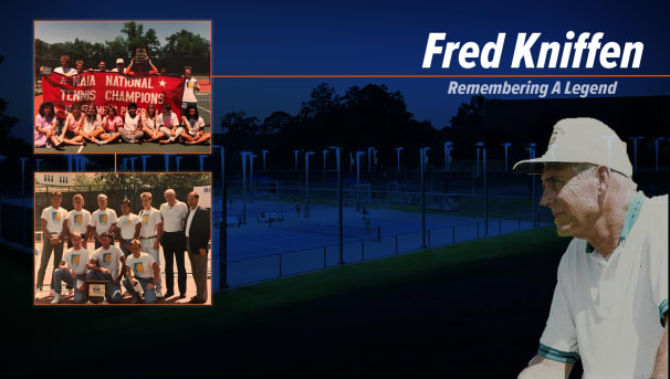 Remembering Coach Fred Kniffen Image