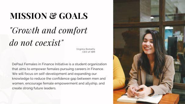 Females in Finance Image
