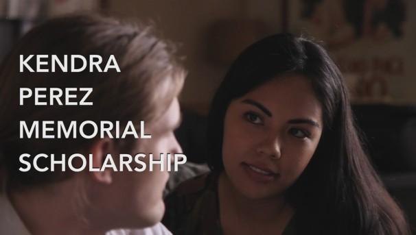 Kendra Pérez Memorial Scholarship Image
