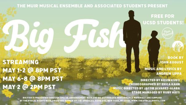 Muir Musical Presents: Big Fish Image