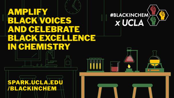 *STRETCH GOAL* #BlackinChem x UCLA Image