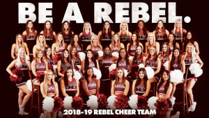 Send the UNLV Cheerleaders to Nationals!