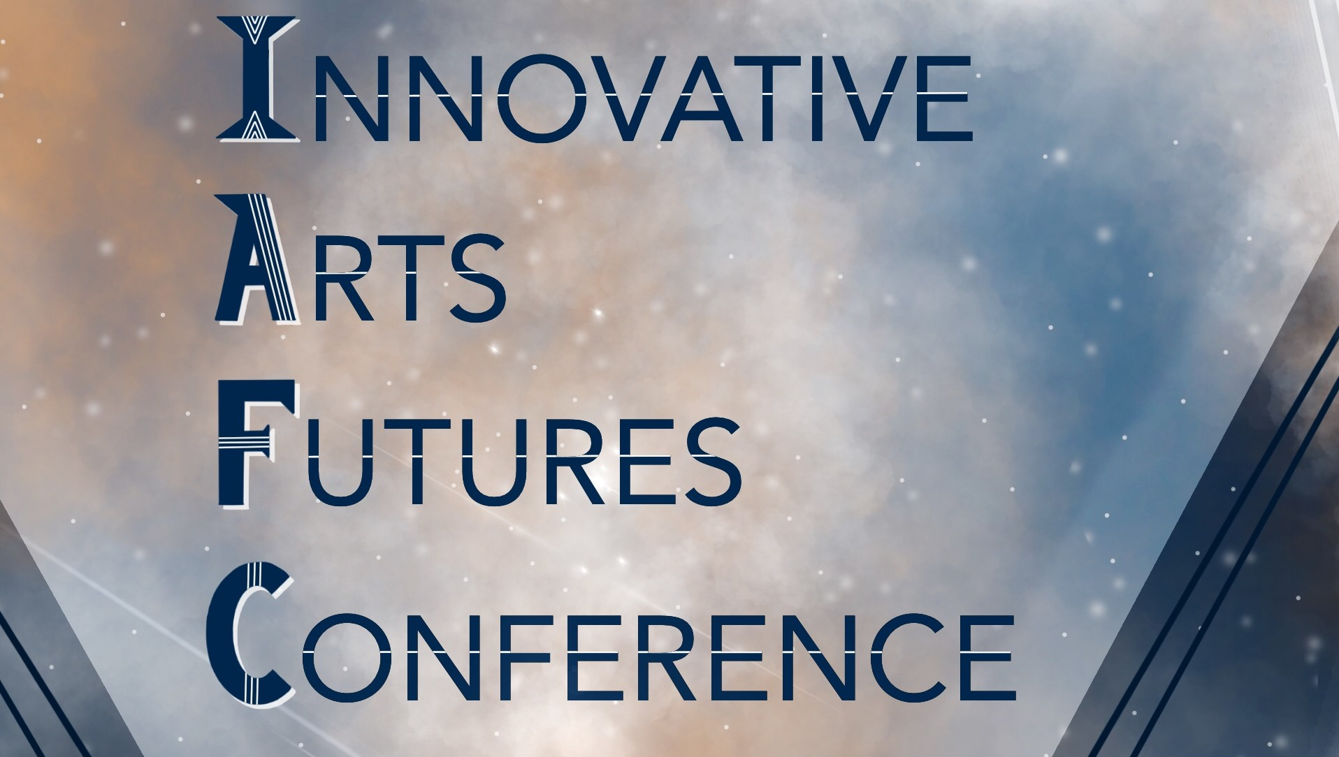 Innovative Arts Futures Conference flyer