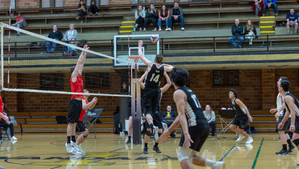 Support the University of Idaho Men's Volleyball Club Image
