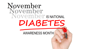National Diabetes Awareness Month: A Month of Giving