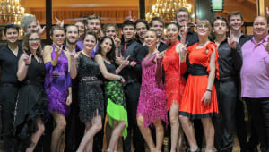 Tech Ballroom Dance Team Competition Fund