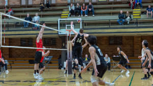 Support the University of Idaho Men's Volleyball Club