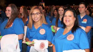 School of Nursing | White coats