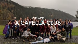 Support A Capella Club