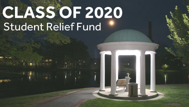 Class of 2020 | Student Relief Fund Image