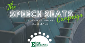 Speech Seats: A Forensic Row of Excellence