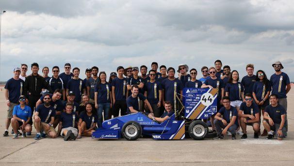 Formula SAE 2021 Image