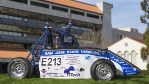 Spartan Racing Electric