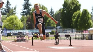WWU Track and Field- Horizontal Jumps 2019-20