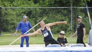 WWU Track and Field - Javelin