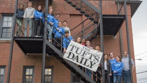 The Tufts Daily Needs Your Help!