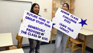2020 Senior Class Challenge