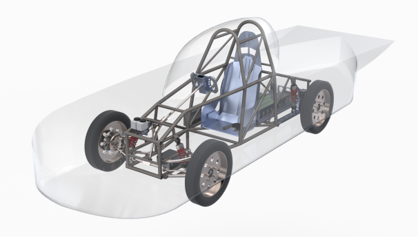 Send KU's first Solar Car to Competition this Summer! Image