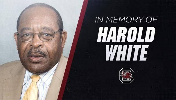Harold White Naming Opportunity Memorial Image