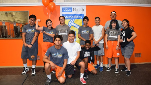 Keep L.A.'s Youth Fit with UCLA Health Sound Body Sound Mind Image