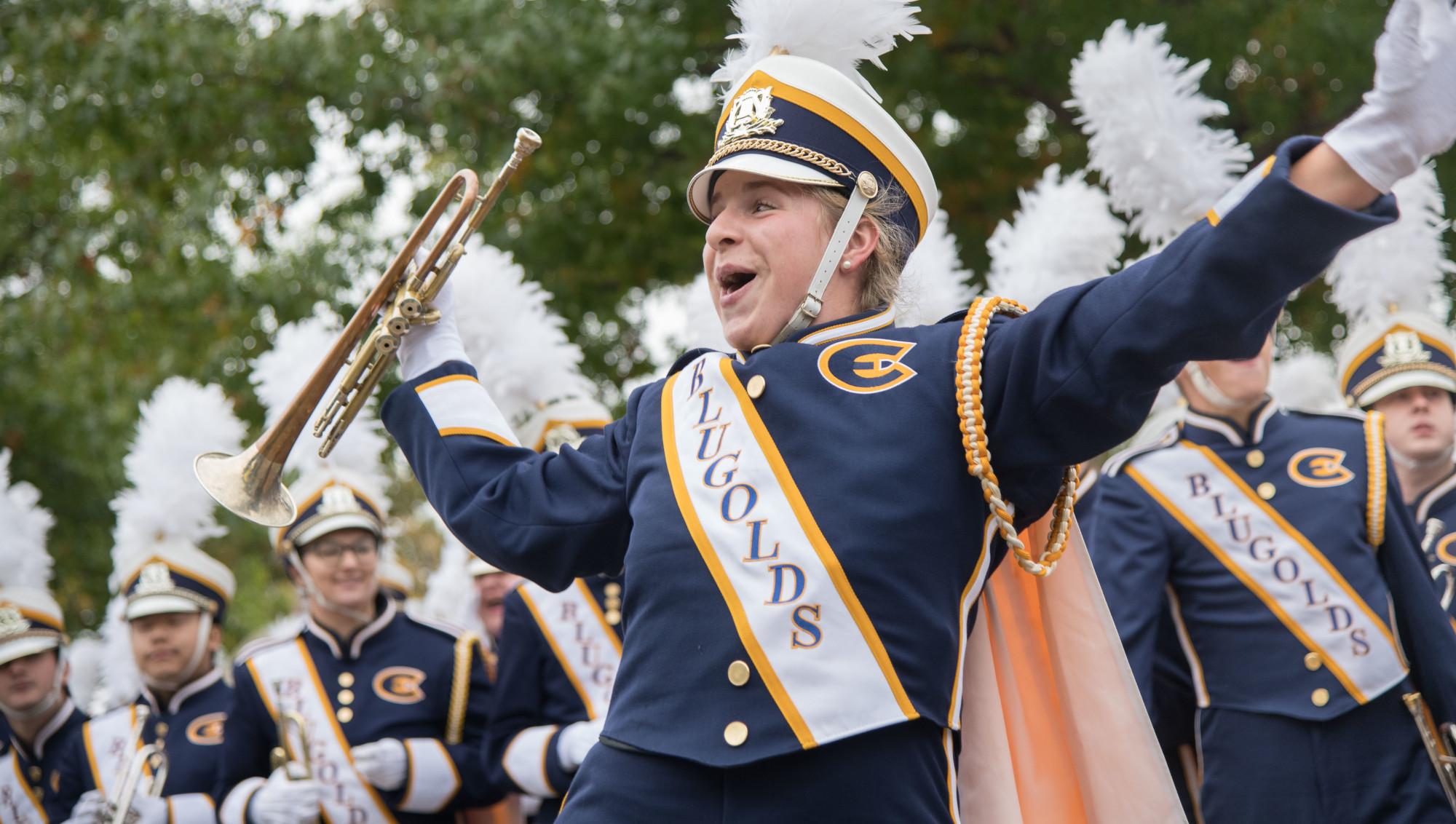 Trumpet Cheer