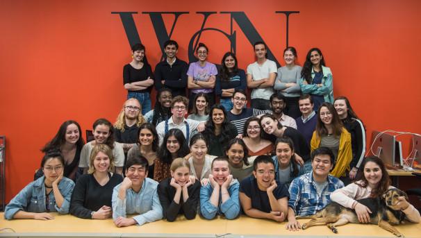 Washington Square News Fundraiser Image