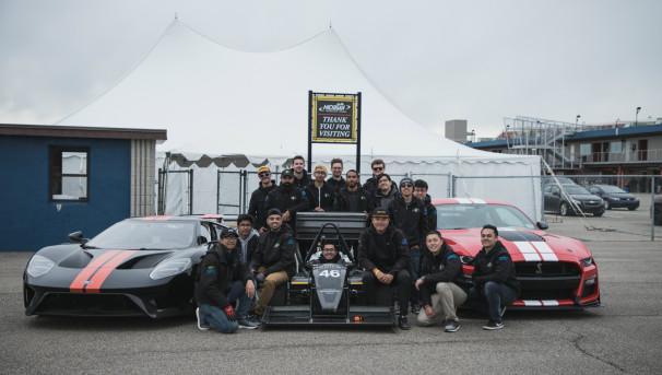 Spartan Racing Formula SAE Image